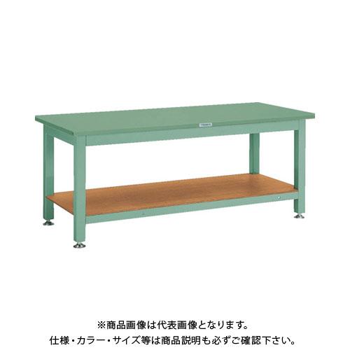 【運賃見積り】【直送品】 TRUSCO STW型作業台 1800X750XH740 STW-1800