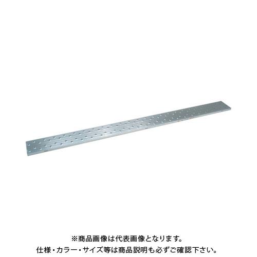 【直送品】 ピカ 片面使用型足場板STCR型 仮設工業会認定合格品 4m STCR-424