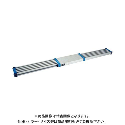 【直送品】 ピカ 両面使用型伸縮足場板STKD型 伸長2.5m STKD-D2523