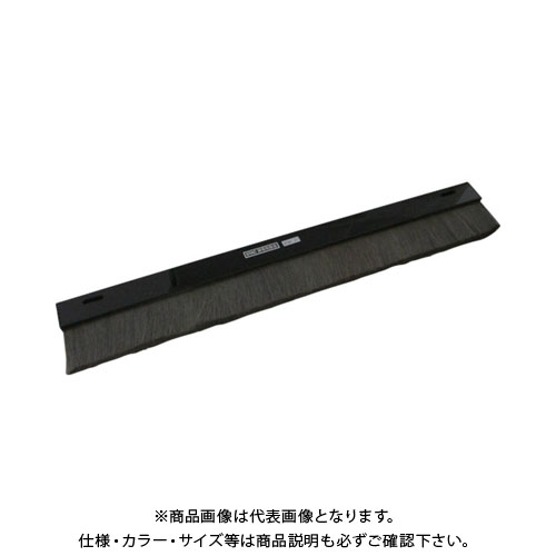 スタック 導電性樹脂柄除電器械取付ブラシ STAC751