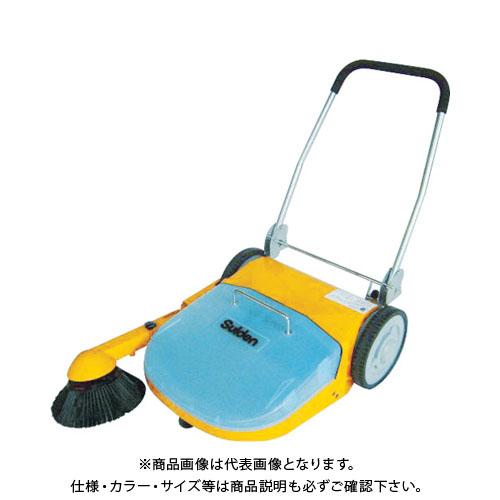 【個別送料1000円】【直送品】スイデン 歩行手押し式スイーパー ウォーキングYuso ST-651