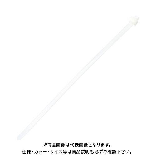 パンドウイット スタストラップ ナイロン結束バンド ナチュラル (1000本入) SST1.5S-M