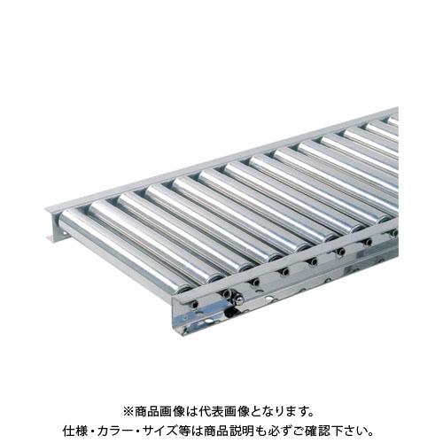 TS ステンレス製ローラコンベヤφ38.1-W400XP100X90°カーブ SU38-401090R90