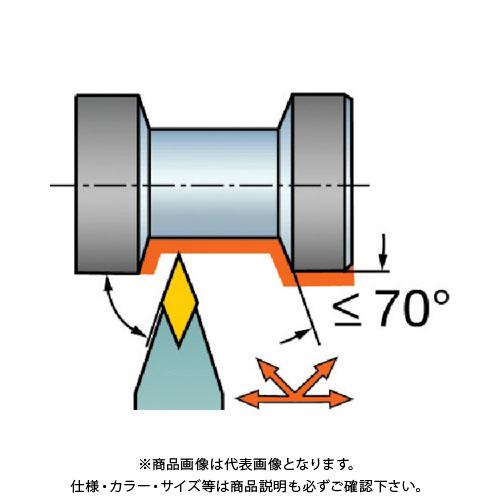 サンドビック コロターン107 ポジチップ用シャンクバイト SVVBN 2020K 16