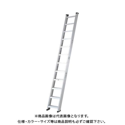 【直送品】 ピカ 両面使用型階段はしごSWJ型 幅広踏ざん 2.7m SWJ-27