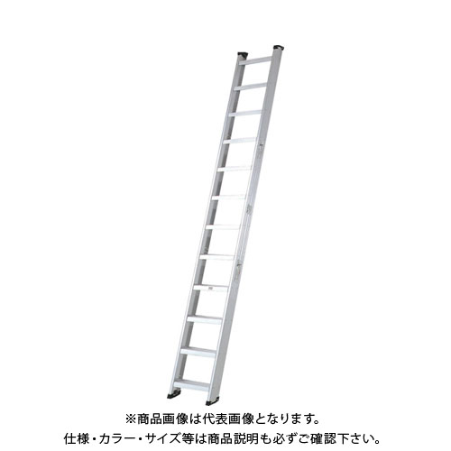 【直送品】 ピカ 両面使用型階段はしごSWJ型 幅広踏ざん 3.3m SWJ-33
