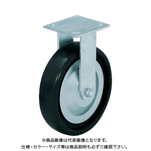 スガツネ工業 重量用キャスター径127固定D(200-133-478) SUG-31-405R-PD