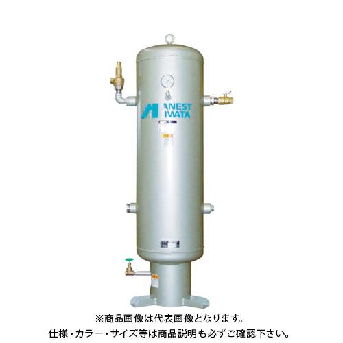 【直送品】 アネスト岩田 ステンレス製空気タンク 100L SUST-100-100