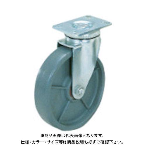 スガツネ工業 重量用キャスター径203自在SE(200ー133ー369) SUG-8-808-PSE