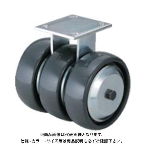 スガツネ工業 ダーコ3輪タイプキャスター(200-025-072) SUG-31-3406R-PSE