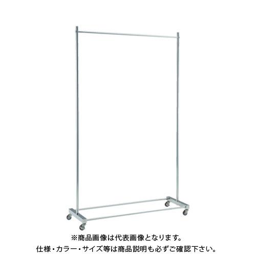 【直送品】 TRUSCO ステンレスハンガーラック W1800XH1800 SUTD18-180
