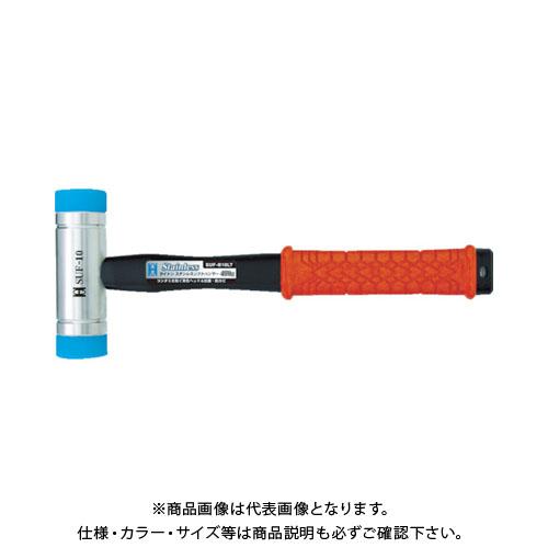 OH ライトンステンレスソフトハンマー青ヘッド付#1 1/2 SUF-B15LT