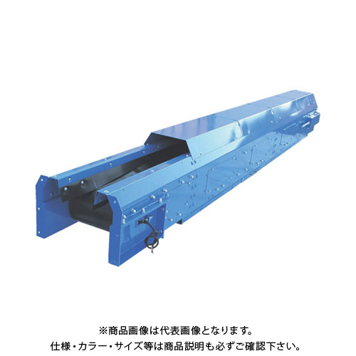 【運賃見積り】【直送品】 日工 スーパーワイドベルトコンベヤ船底型(2点キャリヤ式) SW40CC2-3M