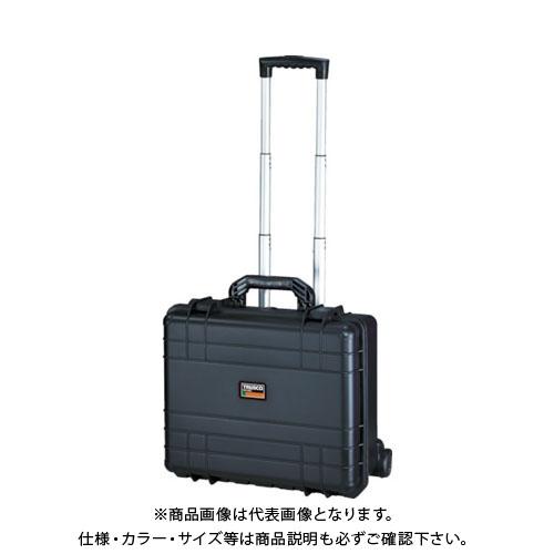TRUSCO プロテクターツールケースキャスター付(横タイプ) TAK23-Y