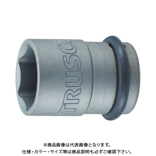 TRUSCO インパクト用ソケット(差込角25.4)対辺80mm T8-80A