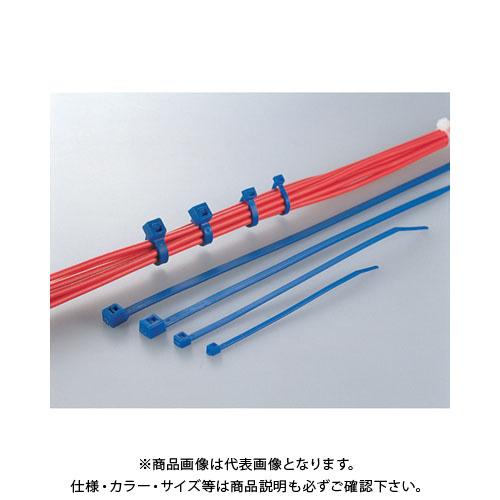 ヘラマンタイトン MSタイ 幅4.7X長さ201mm 100本入 屋外用 T50R-TZ