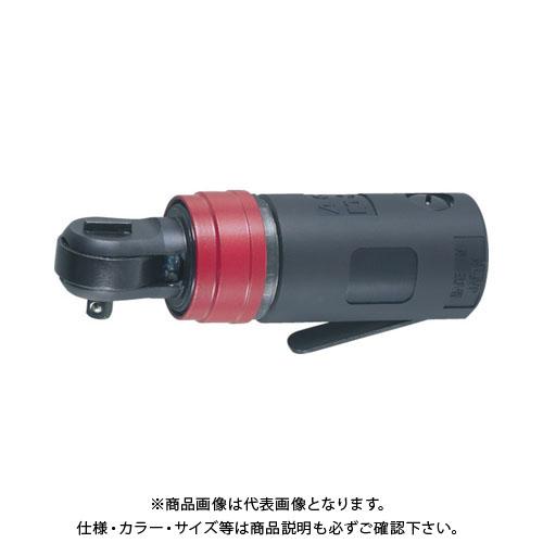 TRUSCO エアミニラチェットレンチ 首振りタイプ 差込角9.5mm TAT-7742