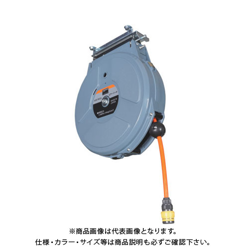 TRUSCO エアーリール ホース径6.4×10mm 全長10m TARJ-10-64