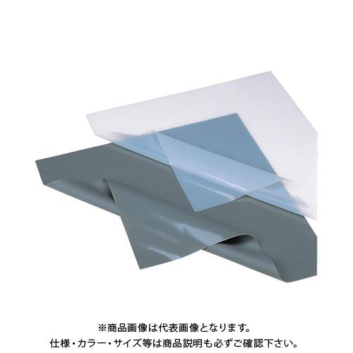 イノアック シリコーンゴム 絶縁・耐熱シート 透明 1.0×500×500 TC20H100T