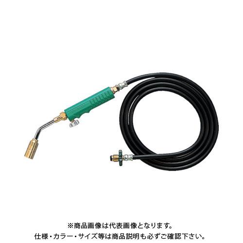 TRUSCO プロパンバーナー Sタイプ 発熱量7200Kcal/h TB-S1