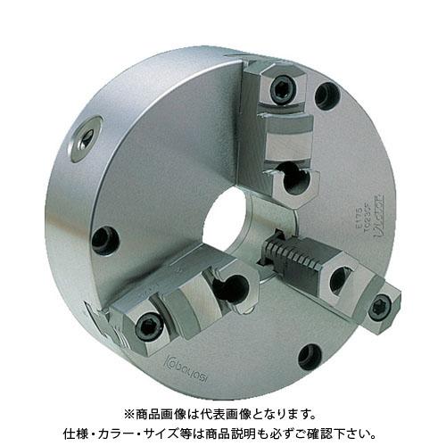 【直送品】 ビクター スクロールチャック TC385F 15インチ 3爪 分割爪 TC385F