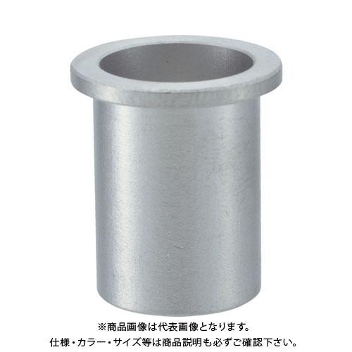 TRUSCO クリンプナット平頭ステンレス 板厚2.5 M6X1.0 100個入 TBN-6M25SS-C