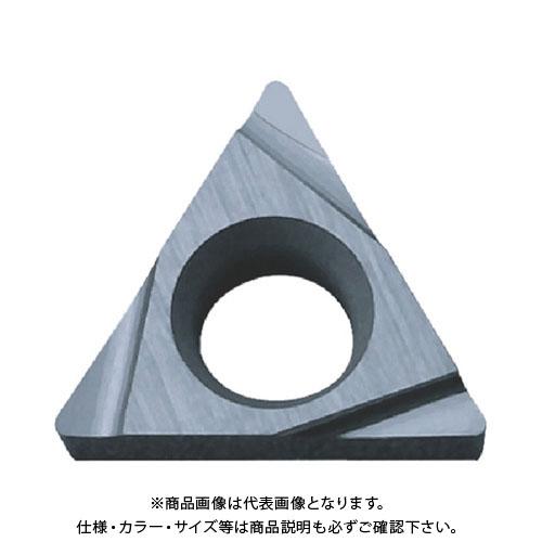 京セラ 旋削用チップ PVDコーティング PR1025 10個 TBGT0601005ML:PR1025