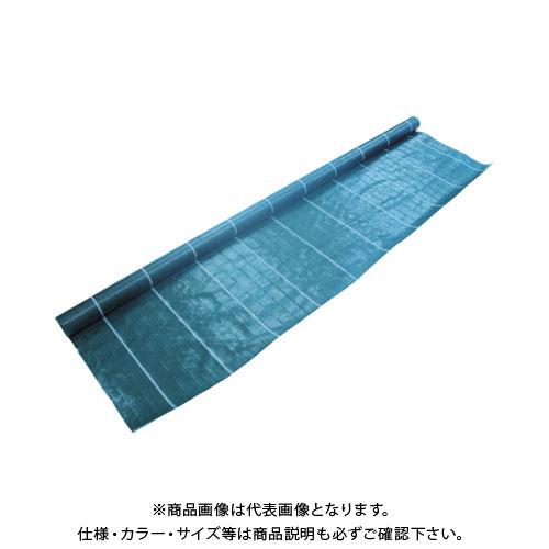 TRUSCO 防草シート 耐候3年 1.5mx50m TBO3-1550