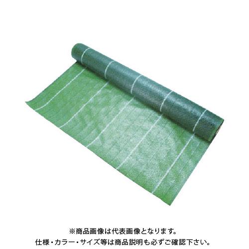 TRUSCO 防草シート 耐候7年 1.0mx50m TBO7-1050