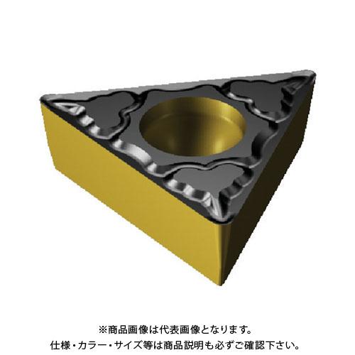 サンドビック コロターン107 旋削用ポジ・チップ 4235 10個 TCMT090204-PM:4235
