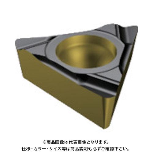 サンドビック コロターン107 旋削用ポジ・チップ 5015 10個 TCGX 11 02 04 L:5015