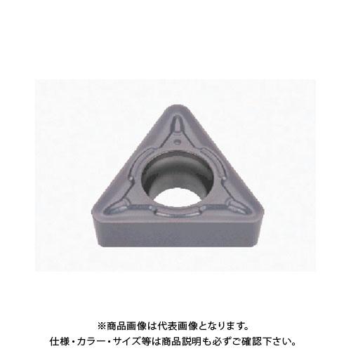 タンガロイ 旋削用M級ポジTACチップ COAT 10個 TCMT16T312-PM:T9115