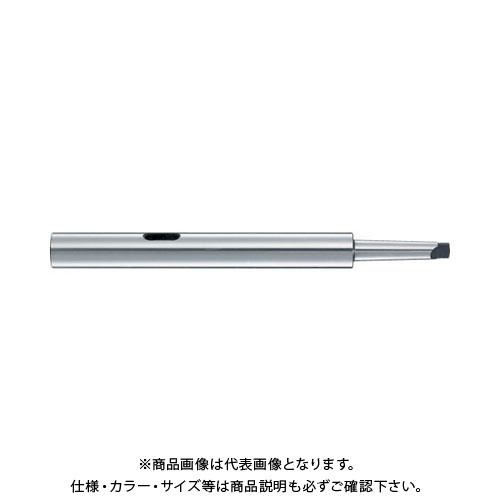 TRUSCO ドリルソケット焼入研磨品 ロング MT1XMT2 首下200mm TDCL-12-200