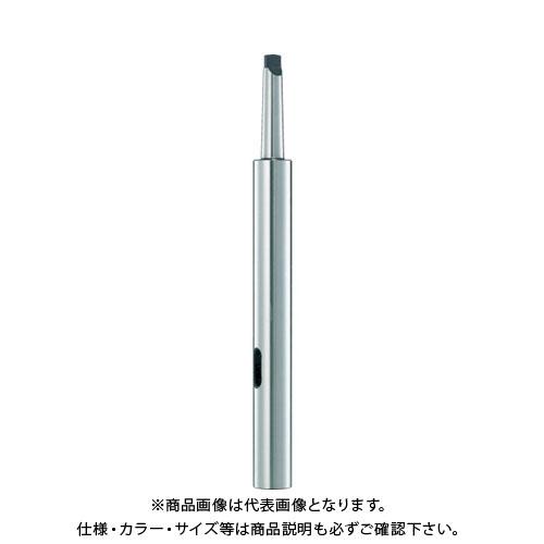 TRUSCO ドリルソケット焼入研磨品 ロング MT1XMT2 首下100mm TDCL-12-100