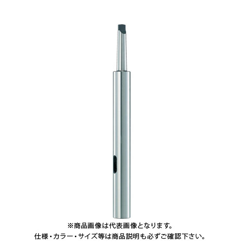 TRUSCO ドリルソケット焼入研磨品 ロング MT5XMT5 首下300mm TDCL-55-300