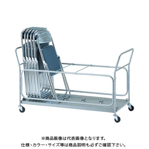【直送品】 ノーリツ 折りたたみ椅子用台車 TCW-30L