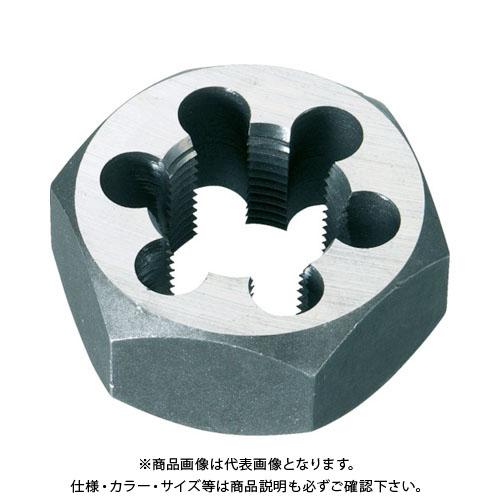 TRUSCO 六角サラエナットダイス 細目 M27X2.0 TD6-27X2.0