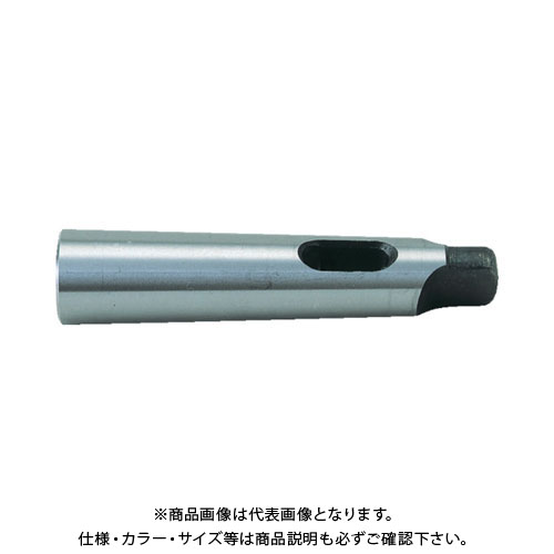 TRUSCO ドリルスリーブ焼入 内径MT-1 外径MT-5研磨品 TDS-15Y