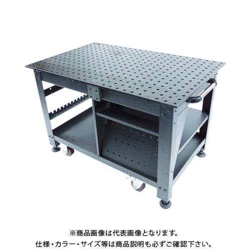 【運賃見積り】【直送品】 SHT 溶接テーブルシステム TDJKM-100