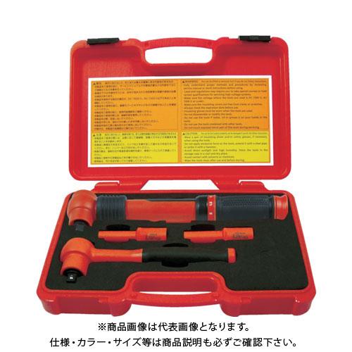 Tech-EV 絶縁工具セット ミニ 4点セット TEVSETMINI