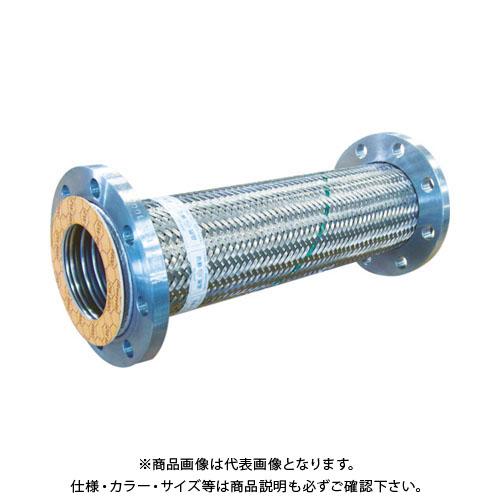 【20日限定!3エントリーでP16倍!】トーフレ フランジ無溶接型フレキ 10K SS400 80AX500L TF-23080-500