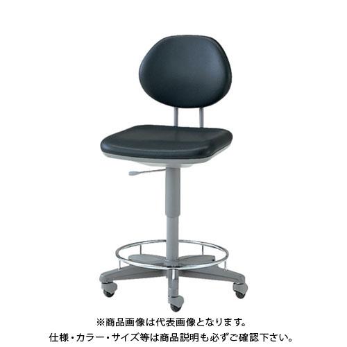【直送品】 ノーリツ 製図・オペレーター・カウンター用チェア TEL-SD6L