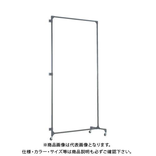 【運賃見積り】【直送品】TRUSCO 溶接フェンス用フレーム 1515型 接続 キャスタータイプ TF-1515CS