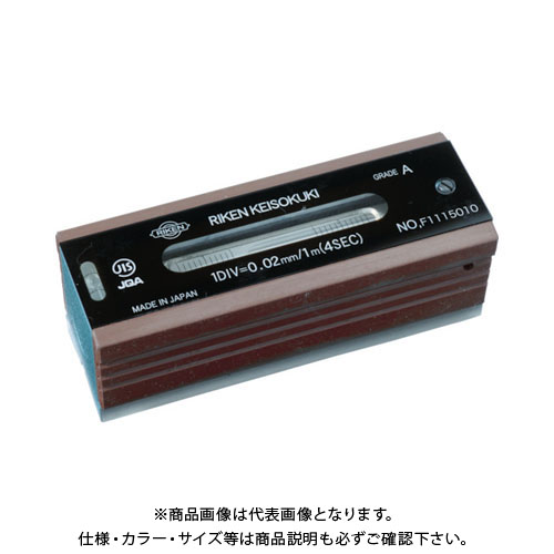 TRUSCO 平形精密水準器 A級 寸法300 感度0.05 TFL-A3005