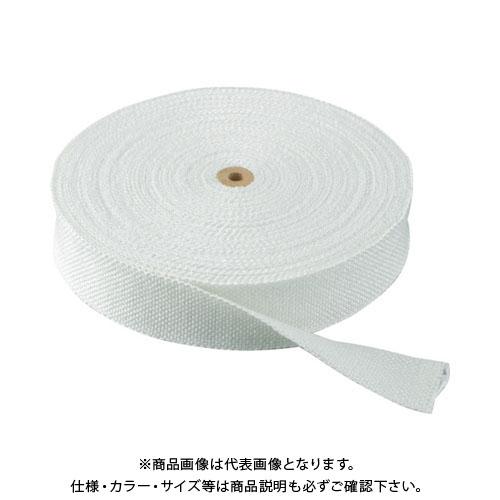 TRUSCO ガラステープ 厚み3.0X幅50X30m TGT-3050
