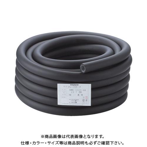 【運賃見積り】【直送品】 TRUSCO 発泡ブレードホース 19X32mm 20m THB19-20