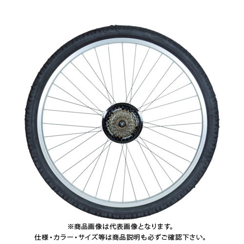 TRUSCO THR-5526用 ノーパンクタイヤ 後輪 THR-26TIRE-R