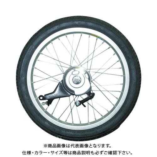 TRUSCO THR-5503用 ノーパンクタイヤ 後輪左用 THR-5503TIRE-RL