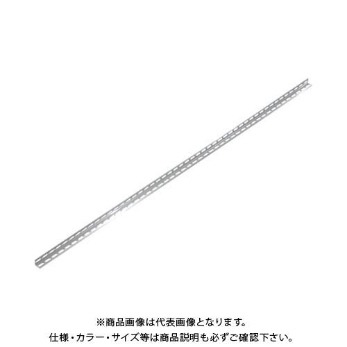 【個別送料1000円】【直送品】TRUSCO 配管支持用穴あきアングル L40型 ステンレス L2400 5本組 TKL4-W240-S