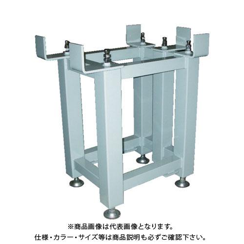 【直送品】 TSUBACO 石定盤専用架台 2000X1000X250 TK-20010025